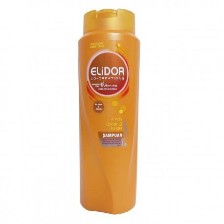 شامپو مناسب موهای ضعیف 550 میلی لیتری الیدور Elidor