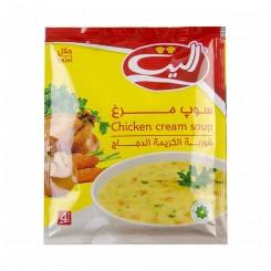 سوپ مرغ 65 گرمی الیت