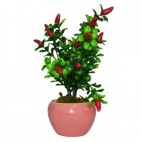 گل مصنوعی فلفل کد 7941
