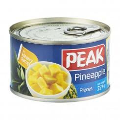 کمپوت آناناس خرد شده 227 گرمی پیک