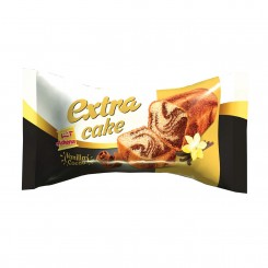 کیک ویژه وانیل کاکائویی 110 گرمی آشنا Ashena