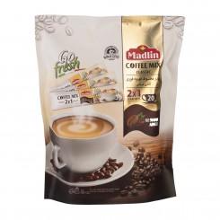 پودر قهوه فوری کافی میکس 280 گرمی مادلین