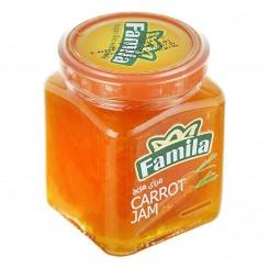 مربای هویج 300 گرمی فامیلا