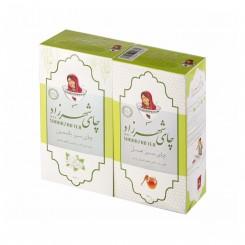 باندل چای سبز عسل + چای سبز یاسمن شهرزاد