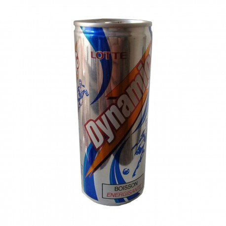 نوشیدنی انرژی زا Lotte Dynamic حجم 250 میلی لیتر