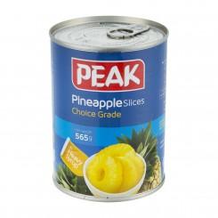کمپوت آناناس حلقه ای 565 گرمی پیک