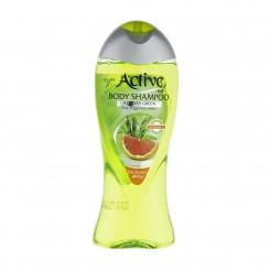 شامپو بدن سبز حاوی ویتامین ای 400 گرمی اکتیو
