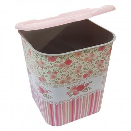 سطل چندکاره برنج حبوبات یا زباله 12 لیتری Stillo کد 4282